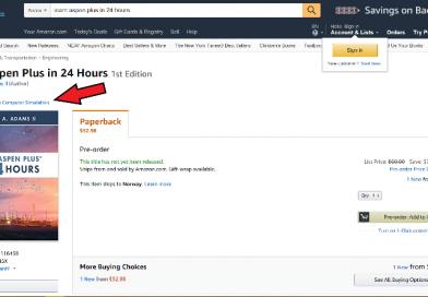 LAP24 Amazon #1 New Release in 3 Categories