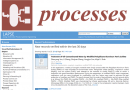 All articles in journal Processes now indexed in LAPSE