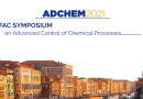 ADCHEM 2021 Now Virtual. Deadlines Extended.